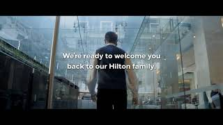 Hilton CleanStay Programme
