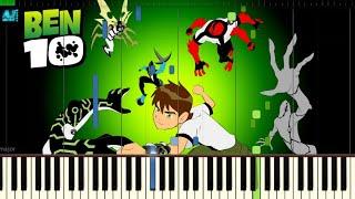 Ben 10 Theme | Ben 10 | AJ music works