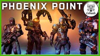 Phoenix Point Обзор игры - преемник серии X-COM