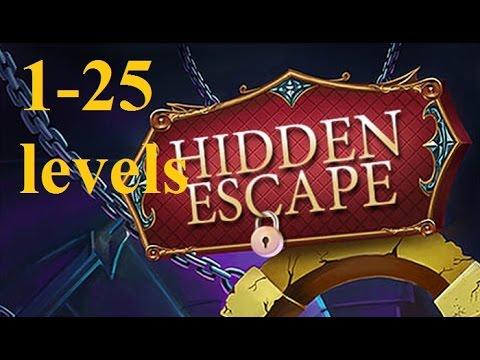 Как пройти игру hidden escape 12 уровень