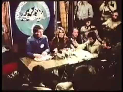 Conférence de presse de Brigitte Bardot au Canada (16 mars 1977)