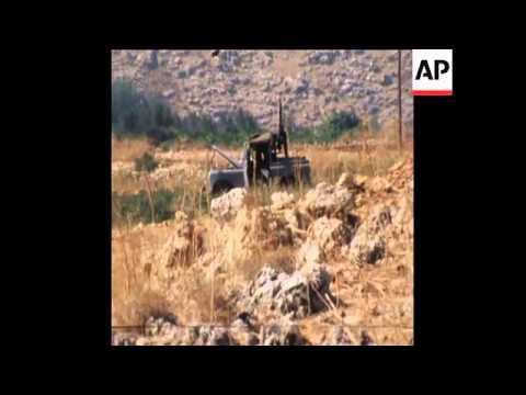SYND 20 10 80 ANTI-PLO RAID BY ISRAELIS
