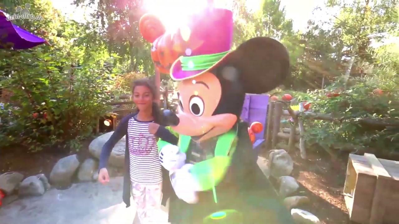 Saison Halloween Disneyland Paris 2019.Disneyland Paris Halloween 2019 Promo Video For Halloween Season