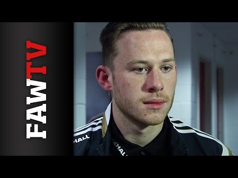 WALES U21 3-1 Bulgaria Gethin Jones post match reaction