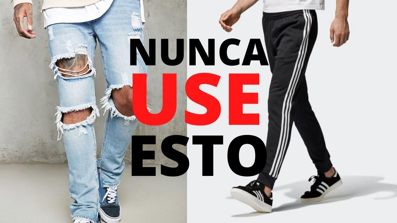 7 Pantalones Que Un Hombre NUNCA Debería Usar