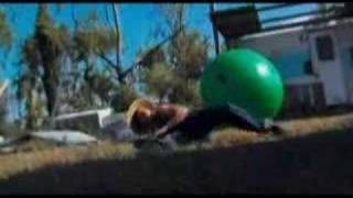 JACKASS   Dave England  My Big Green Ball