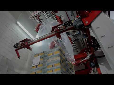 MSK Multitech – Shrink-wrap Hood Applicator For The Printing Industry