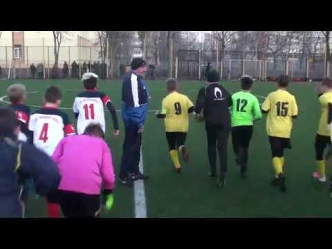 1 тайм ФК Атлет U11 Киев -   ФК Арсенал U11 Киев (7+1)  17.11.2019