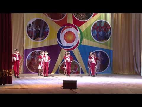 Студия армянского танца «Ширак», Танец «Азгагракан»