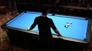 Straight pool 113 balls run
