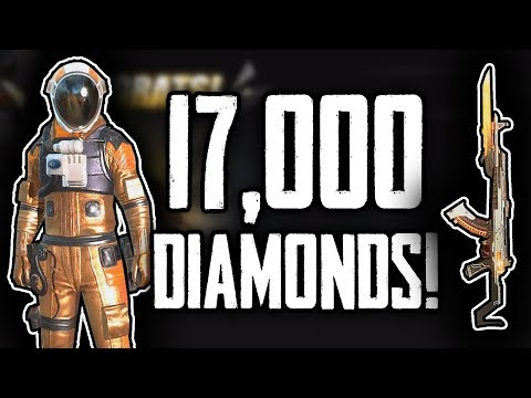 Spending 17k Diamonds!