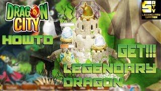 Dragon city: วิธีผสม legendary dragon