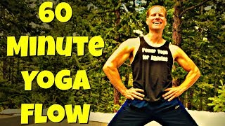 60 Min TOTAL BODY Yoga Class w/ Sean Vigue