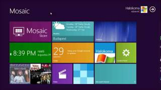 How to make windows 7 look like windows 8 WITHOUT RAINMETER AND OMNIO - EASIEST WAY NEW