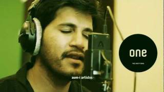 Download Hindi Video Songs - Vijay Yesudas recording for One The Unity song
