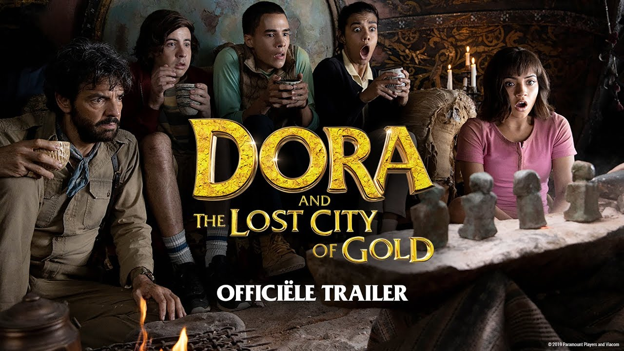 Dora And The Lost City Of Gold - HD trailer [Paramount