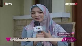 Makin Cantik! Intip Gaya Hijab Citra Kirana - iSeleb 31/05