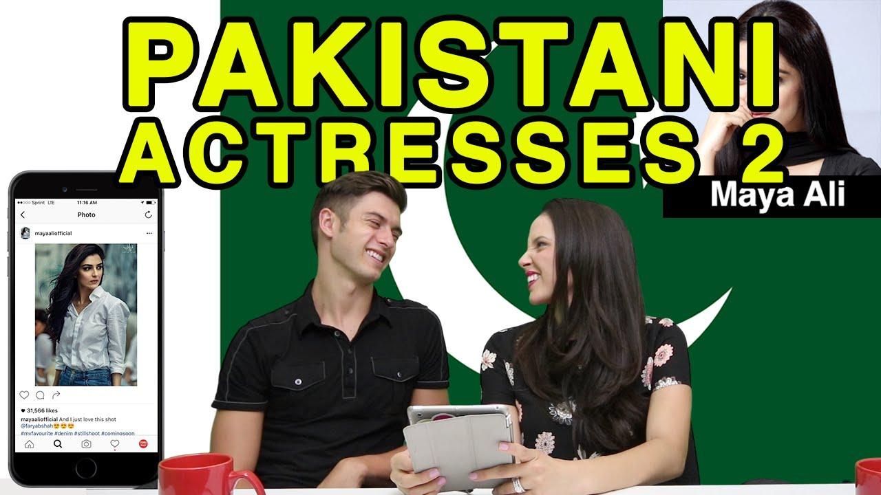 Like, DM, Unfollow: Pakistani Actresses 2