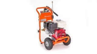 Husqvarna 4000-PSI 4-GPM Cold Water Gas Pressure Washer