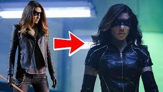 Dinah Drake's New Suit - Arrow Season 6