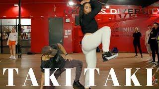 Taki Taki- DJ SNAKE FT Selena Gomez, Ozuna, Cardi B DANCE VIDEO | Dana Alexa Choreography