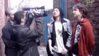 Oxxxymiron - съемки клипа