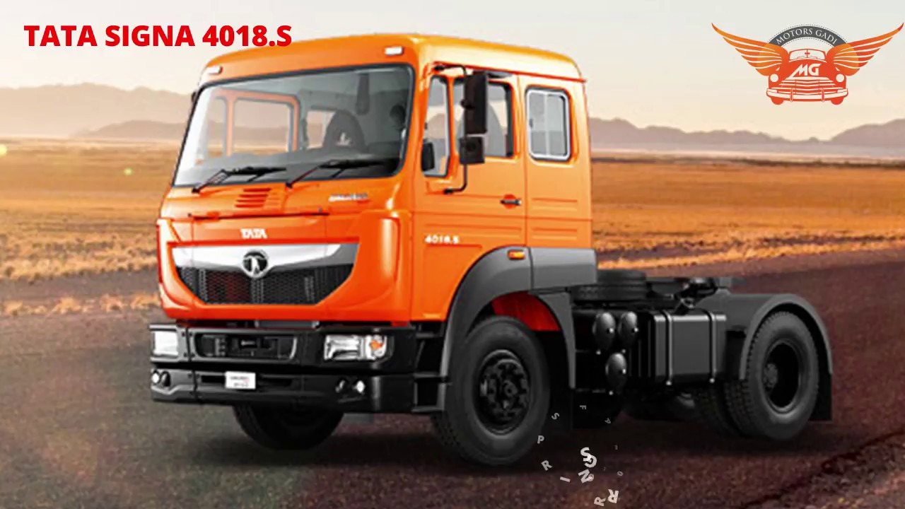 TATA SIGNA 4018 S, 2018 Price | Signa 4018 S Interior | Features and Reviews