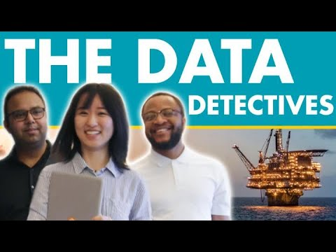 The Data Detectives - Solving the 10-year-old problem at Perdido