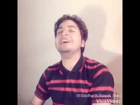 Bas Ek Bar Tumko | Official Video|soham Naik| Anurag Saikia | Cover By Siddharth 😊
