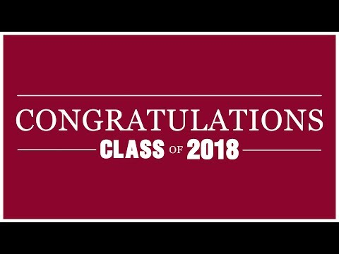The College of Westchester 102nd Commencement Ceremony 2018