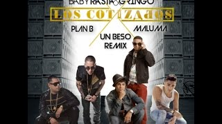 Baby Rasta y Gringo Ft Maluma Plan B Un Beso (Official Remix) (Cover Audio)