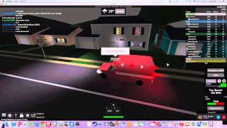 ROBLOX: Ultimate Driving Ep: 01 - Life of an EMT