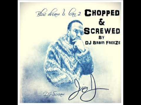 Juicy J - Denna B*tch feat Project Pat Chopped & Screwed (FreeZed)
