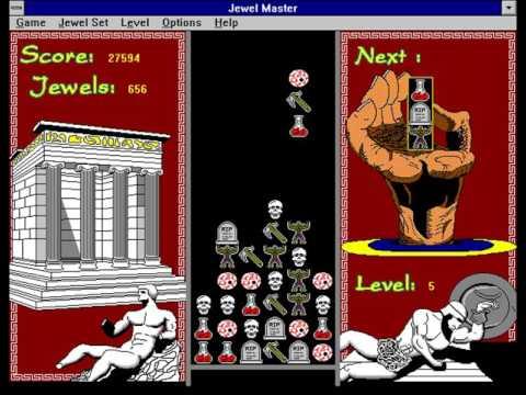 Jewel Master (Peter Siamidis) (Windows 3.x) [1992] [PC Longplay]
