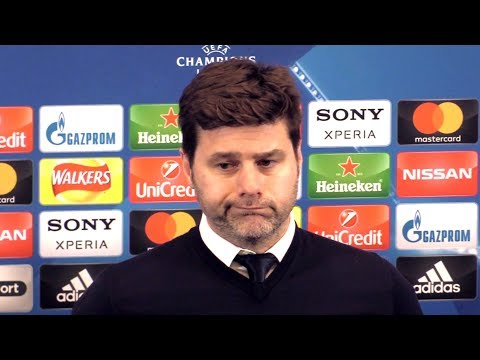 Tottenham 1-2 Juventus (3-4) - Mauricio Pochettino Post Match Press Conference - Champions League