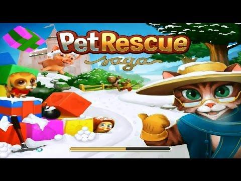 Pet Rescue Saga,