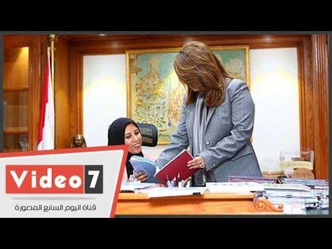غادة والى: الإرادة السياسية بمصر داعمة لحق الفتاة  - 18:55-2018 / 10 / 11