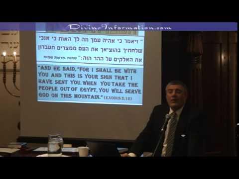 Rabbi yosef mizrachi Judaism / Christianity and Islam In Montreal Sept 2014