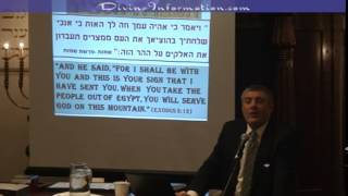 Rabbi yosef mizrachi Judaism / Christianity and Islam In Montreal Sept 2014