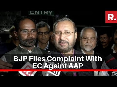 BJP Demands EC Action Against AAP Over Link With Shaheen Bagh Shooter | Biggest Story Tonight