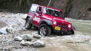 Jeep Wrangler Rubicon Rio Quindío - Gran Manada Jeep 2012