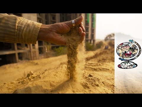 India's Sand Mafia: The Dark Secrets Of India's Booming Construction Industry