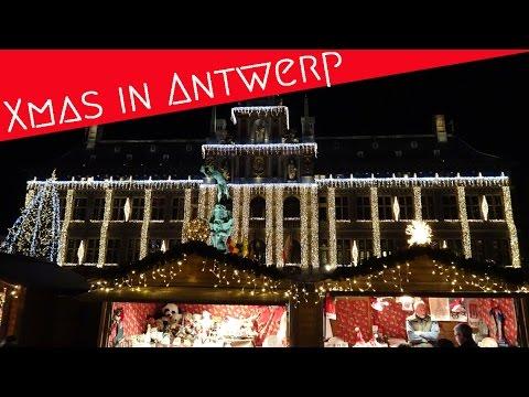 Christmas Market/Kerstmarkt Antwerp | World Wanderista