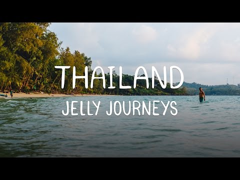 THAILAND — One Month Travel Vlog