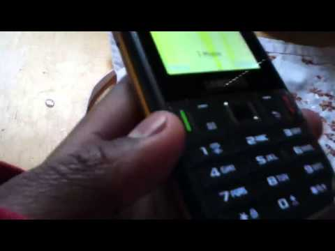 Unboxing of Samsung gravity txt