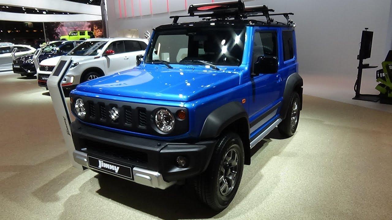 2019 Suzuki Jimny 1 5 Vvt Allgrip Exterior And Interior