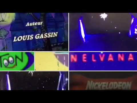 Blue's Clues, Madeline, M&TFB, MSB, Max & Ruby, Miss Spider, SMB., WOEICS Credits Remix