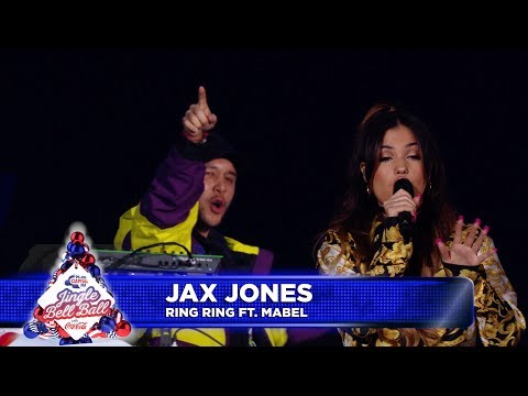 Jax Jones - 'Ring Ring' (Live at Capital's Jingle Bell Ball 2018)