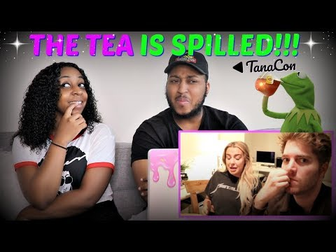 Shane Dawson  The Real Truth About Tanacon REACTION