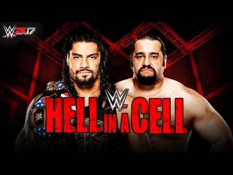 WWE HELL IN A CELL 2016 ORAKEL | US Titel - Roman Reigns vs. Rusev | Let